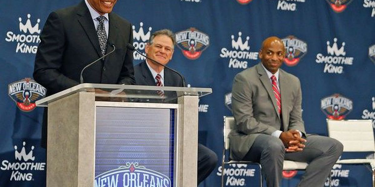 Pelicans players excited about Gentry returning next season