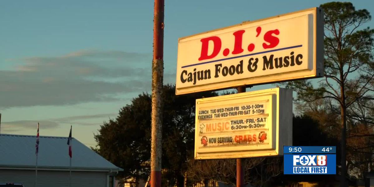 Heart of Louisiana: D.I.'s Cajun Restaurant