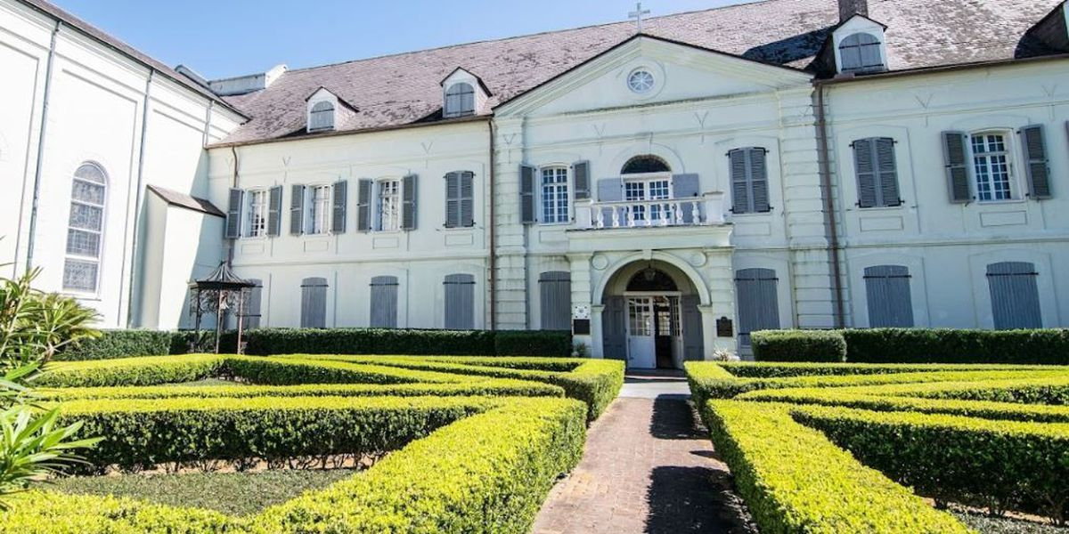 Heart of Louisiana: The Ursuline Convent