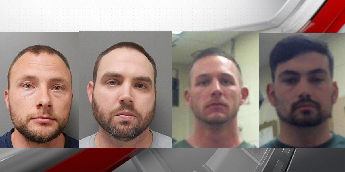 Louisiana State Police release new details behind arrests of four troopers