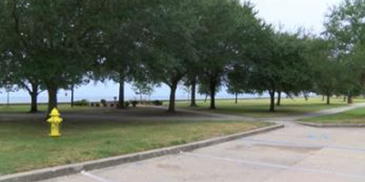 Campers banned along stretch of Lake Pontchartrain