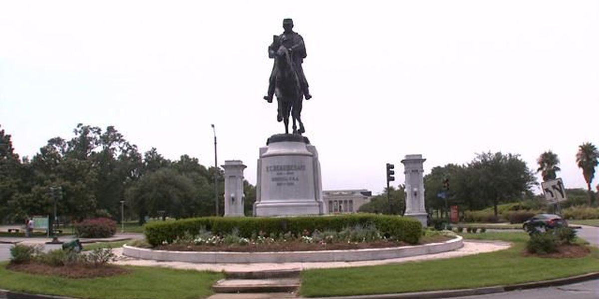 City Park: No comment on suit aimed at stopping monument removal