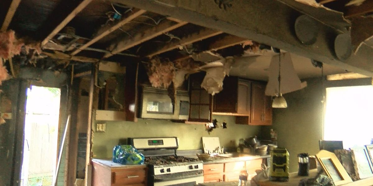 Metairie family's home total loss after fire