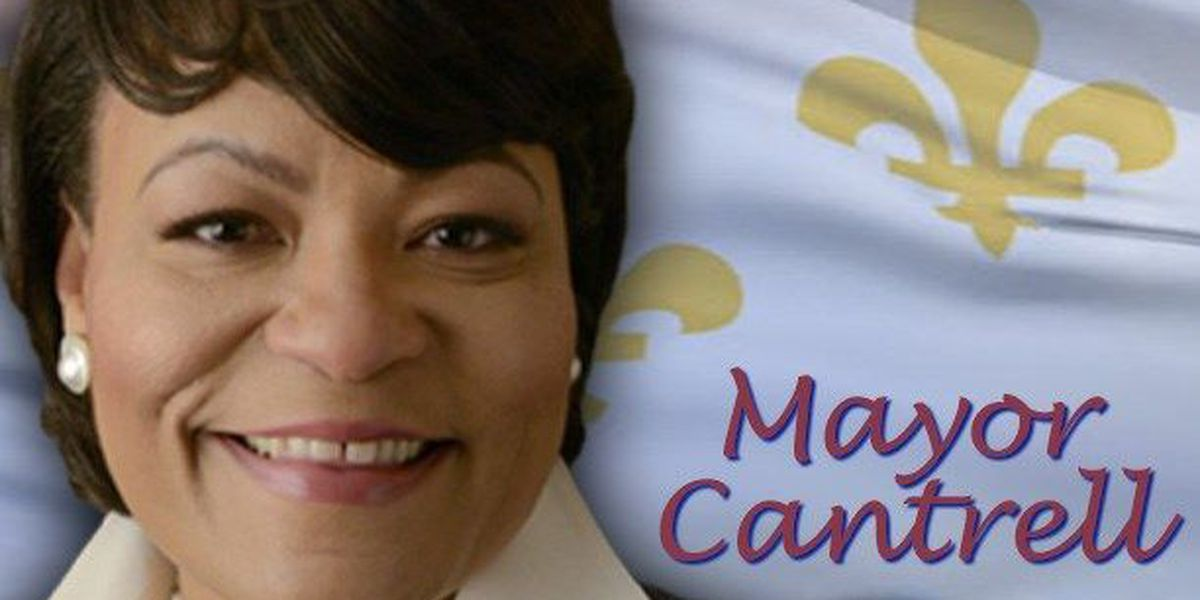 LaToya Cantrell makes history as first-ever female mayor