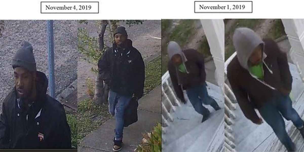 NOPD: Suspect sought for vehicle and home burglary
