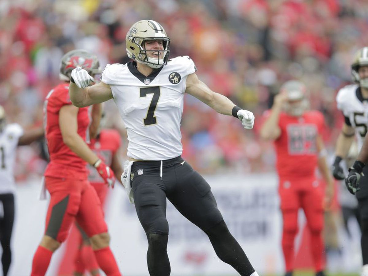 Taysom Hill's heroics save the day
