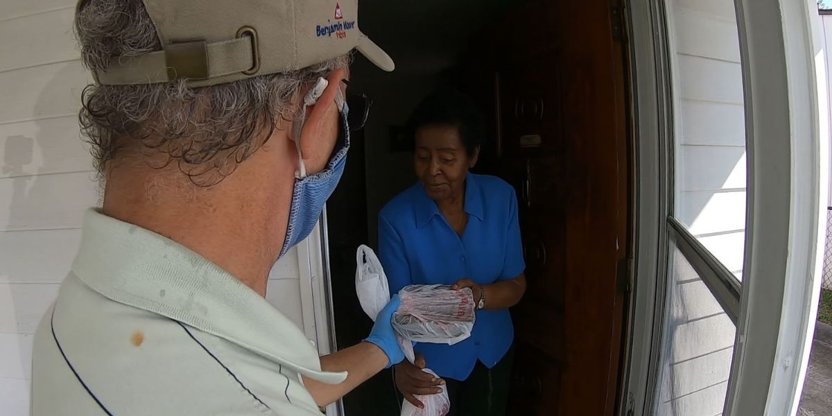 Dedicated group of people provide critical lifeline for seniors amid pandemic