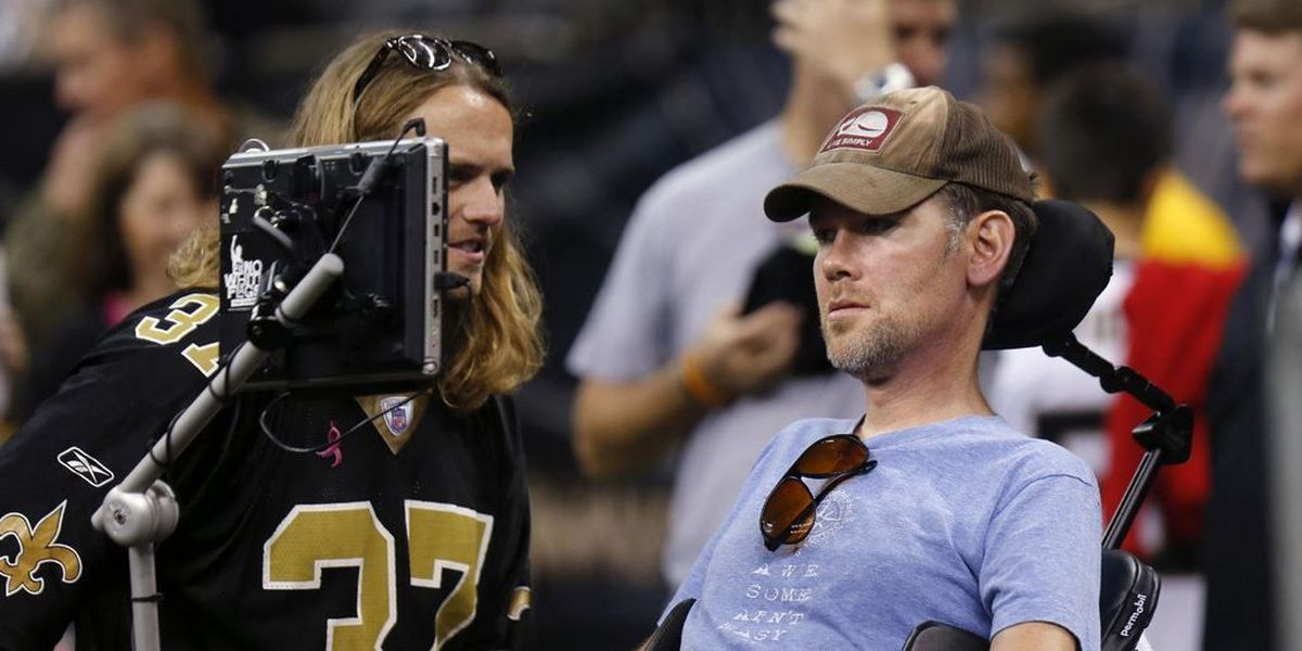Steve Gleason announced as special guest rider for Endymion