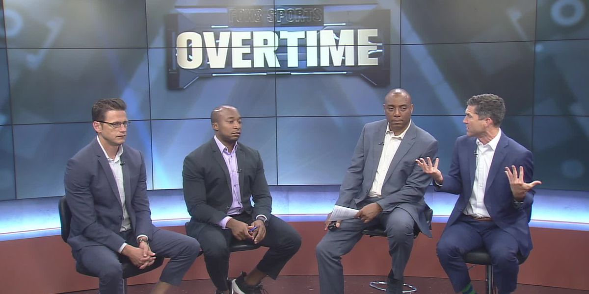 FOX 8 Overtime: Tulane Opens Fall Camp