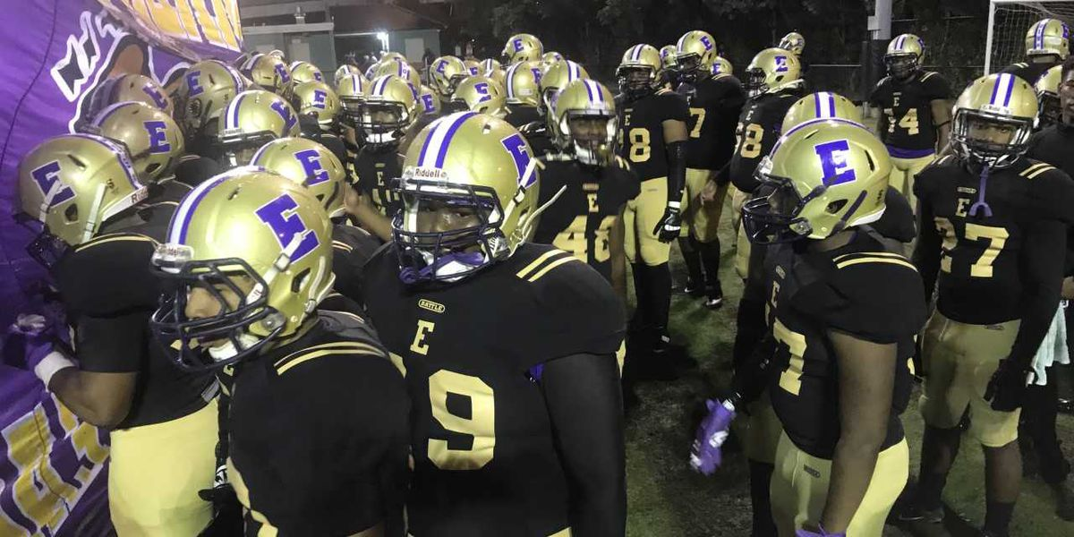 Warren Easton headed to the Dome after beating Leesville, 54-14