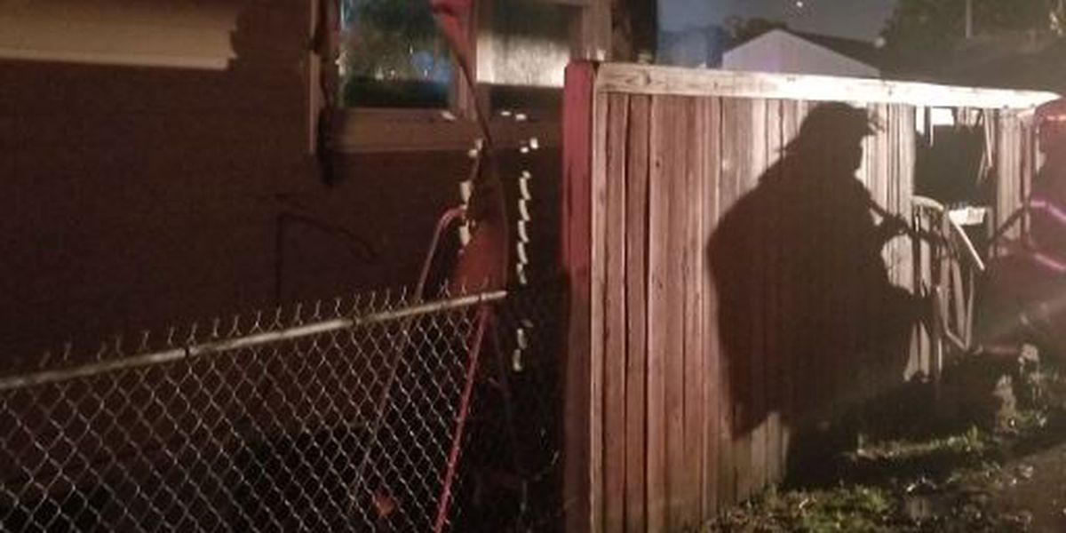 Firefighters battle 2-alarm fire in Harvey