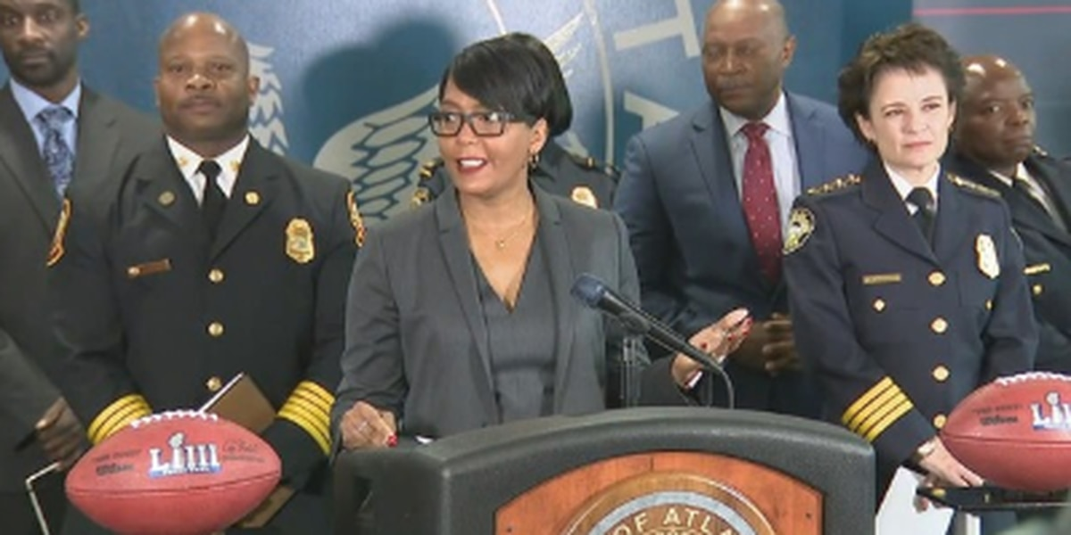 Atlanta mayor: It was a joke