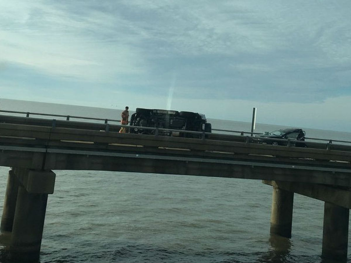 Southbound Causeway lanes reopened following fatal crash