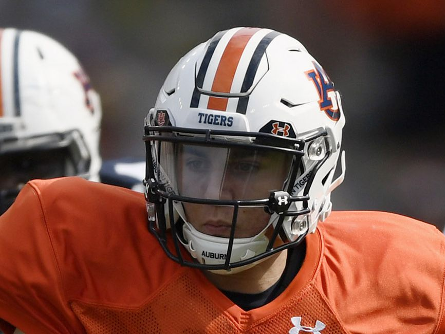 Bo Nix named starting quarterback at Auburn