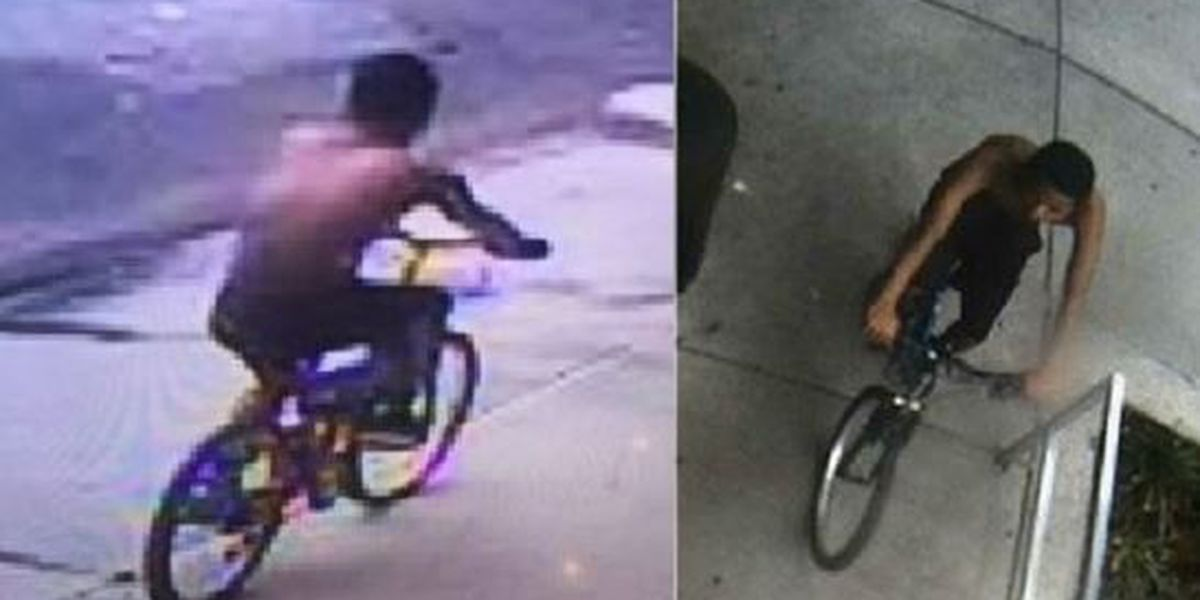 NOPD search for suspect who snatched victim's cell phone
