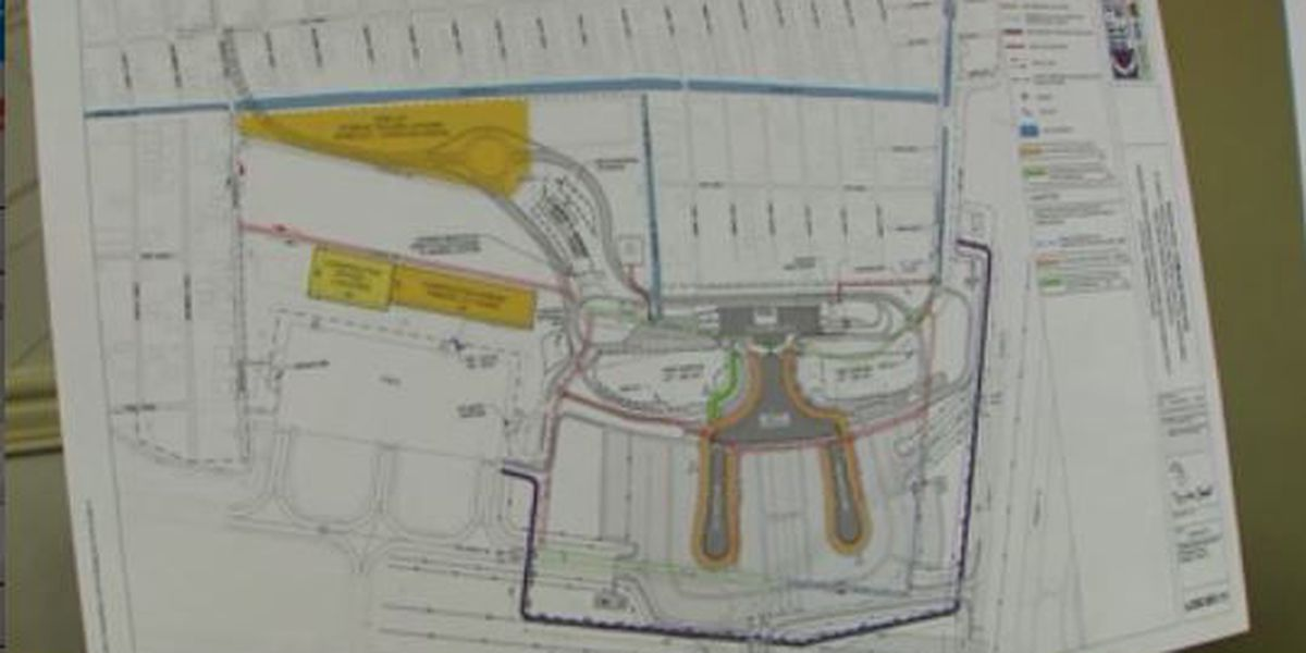 Businesses learn more about airport terminal construction