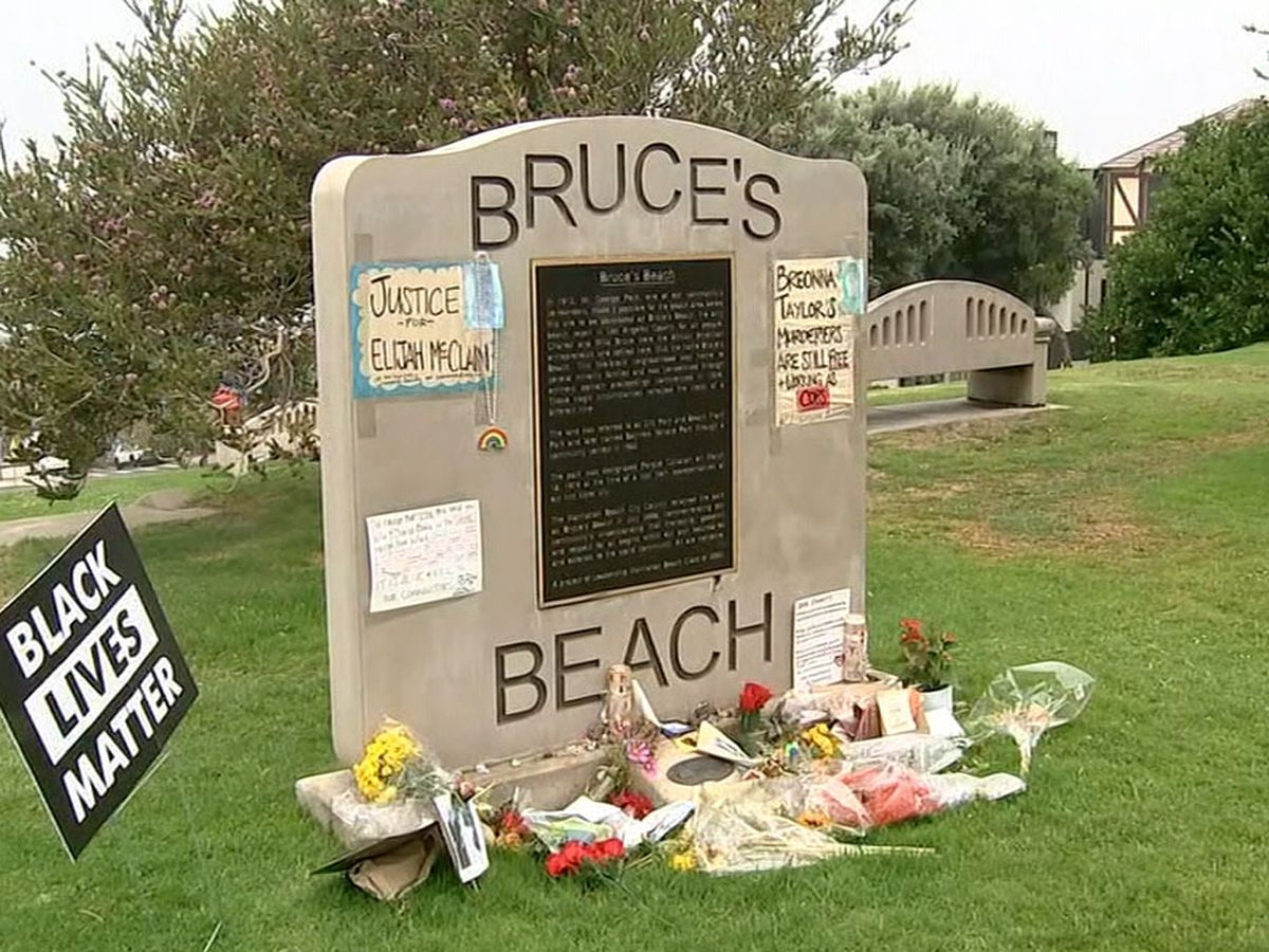 Plan would return beachfront taken from Black family in '20s