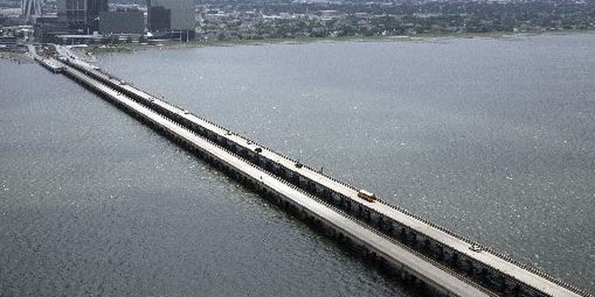 Causeway Bridge re-opens after accident