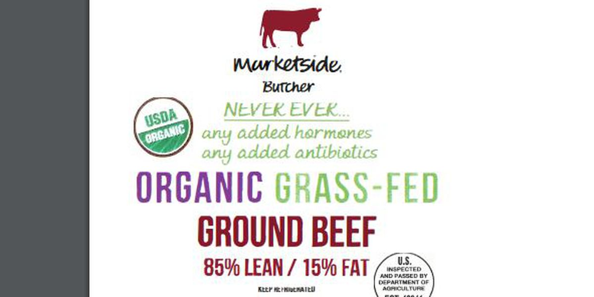 More than 42,000 pounds of ground beef recalled
