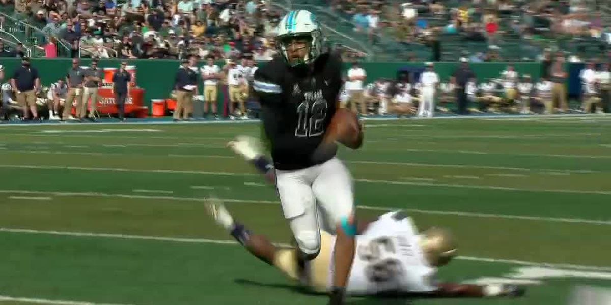 Tulane and the Ragin's Cajuns faceoff in Orlando with state bragging rights on the line