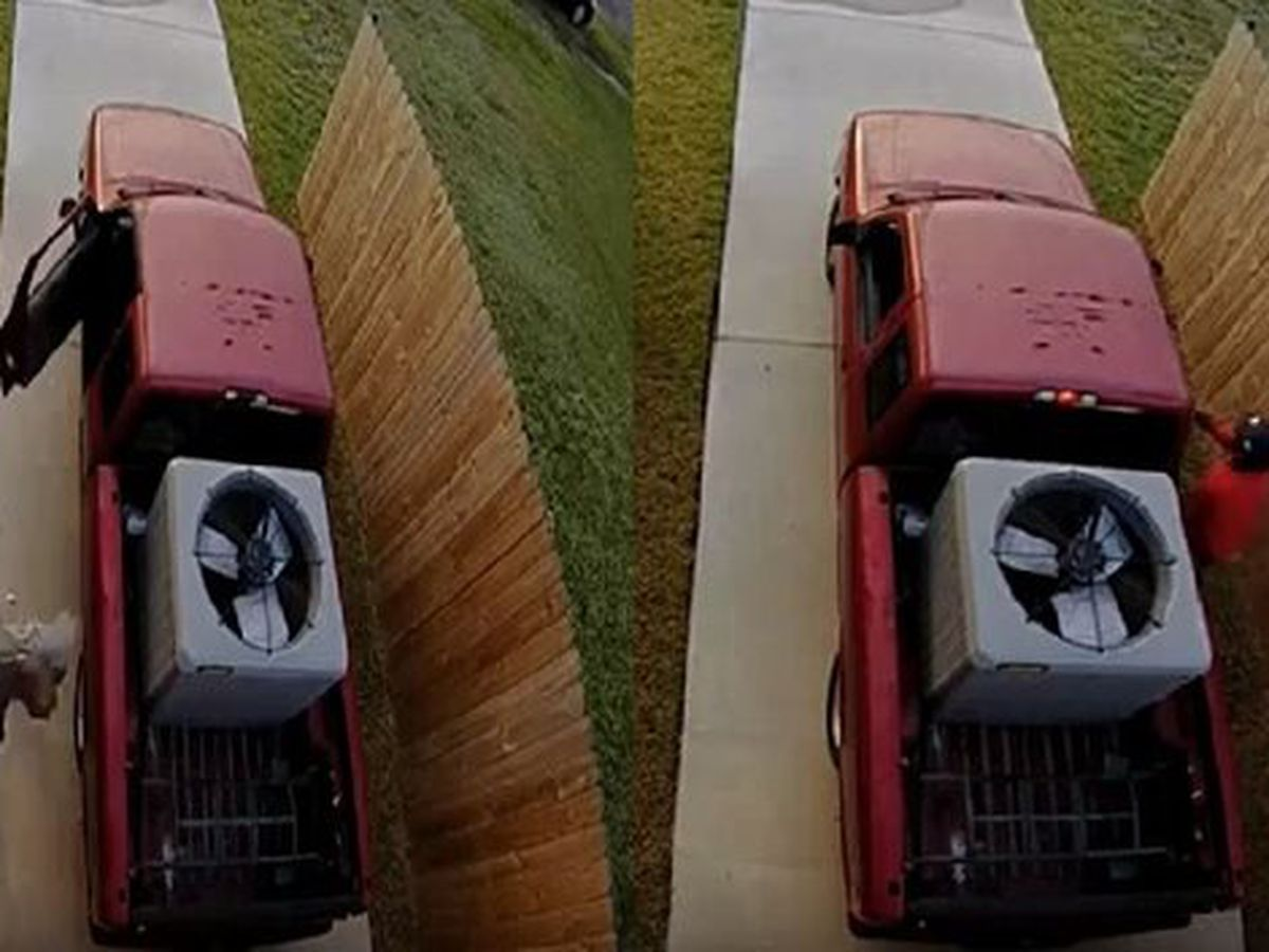 NOPD: 2 people sought after surveillance shows AC unit theft