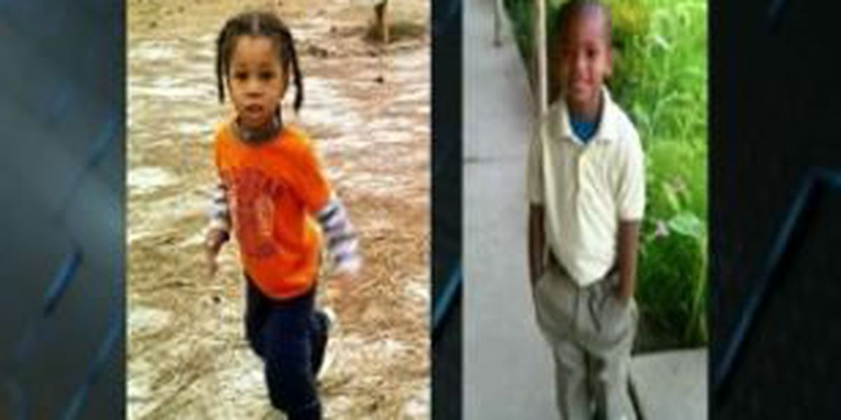 State troopers search for children believed to have been abducted