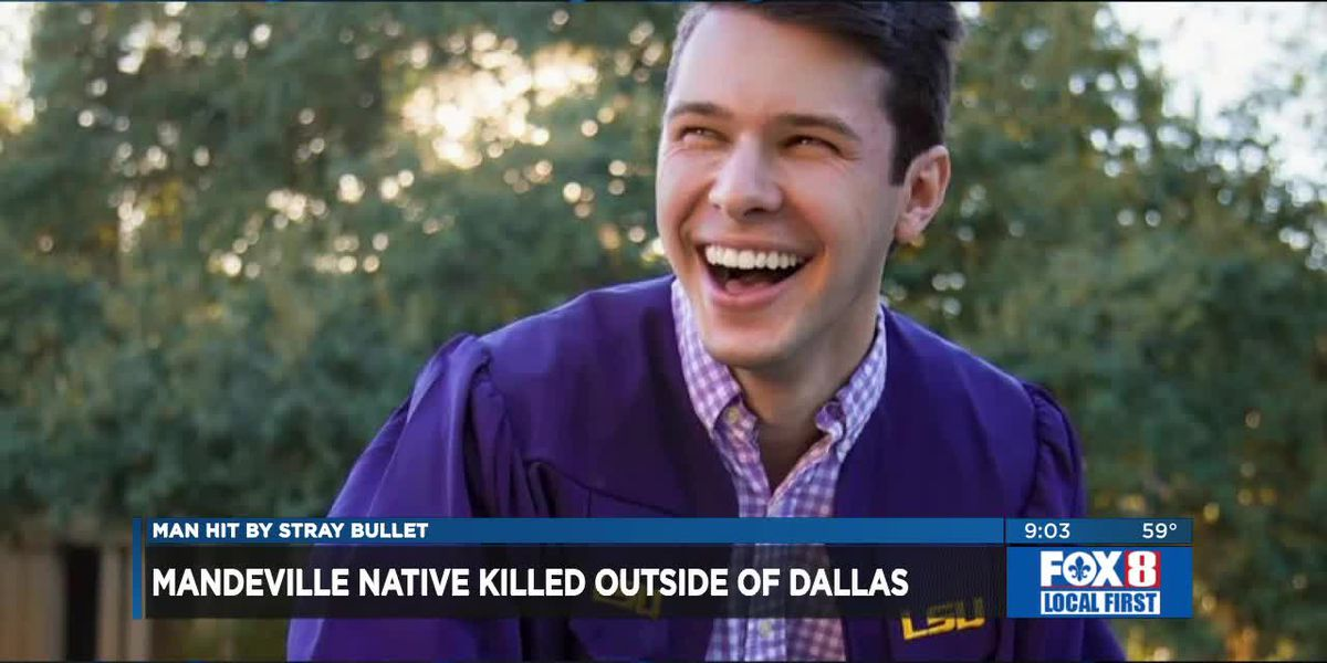Mandeville native killed in Dallas