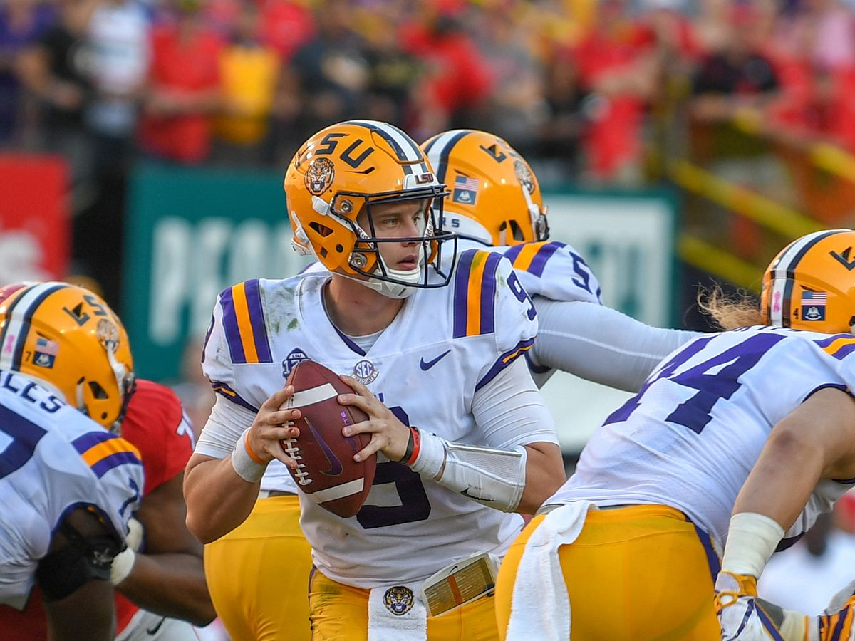 LSU announces dates for spring football
