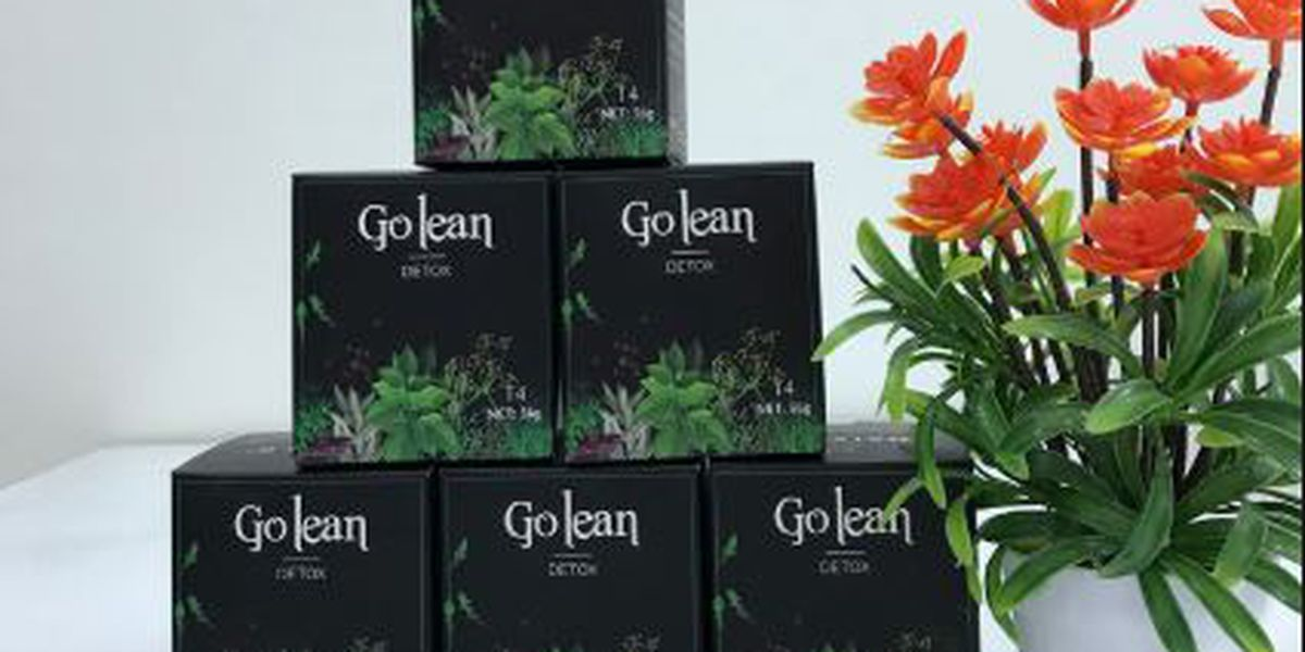 FDA: Golean Detox capsules recalled, found to be tainted with unsafe chemicals