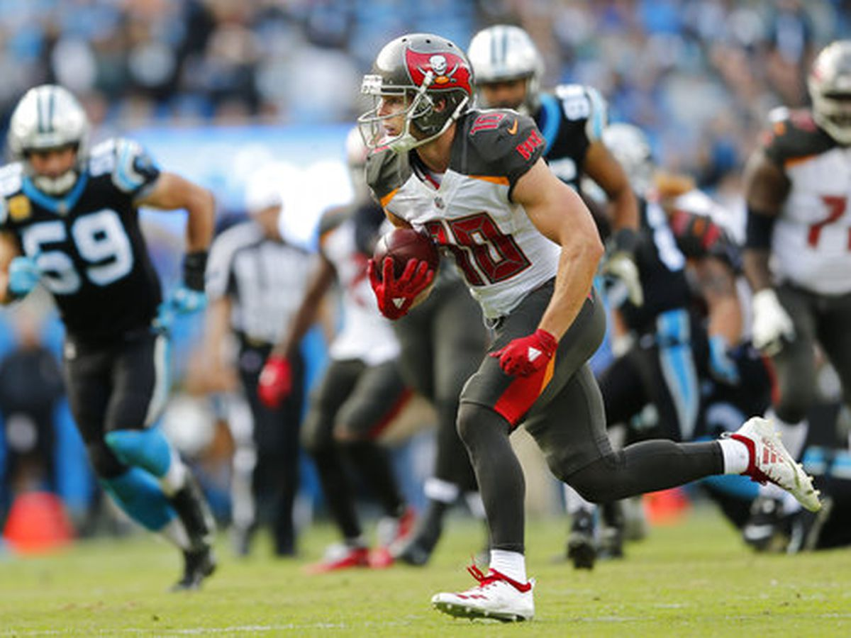 Saints potential free agent targets: WR Adam Humphries