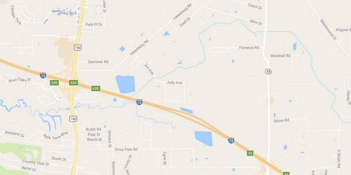 Man driving wrong way before fatal crash in Covington