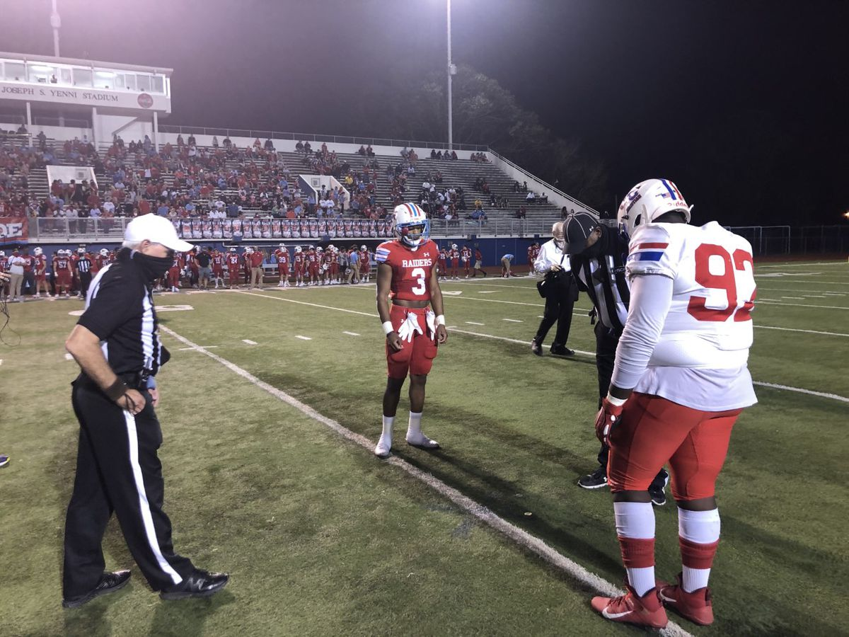 Rummel QB Kyle Wickersham accounts for 3 TD's in win over Curtis