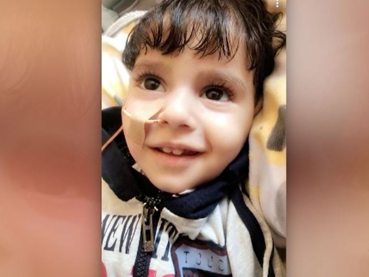 Dying boy's mother granted U.S. visa to see him after being denied because of Trump travel ban