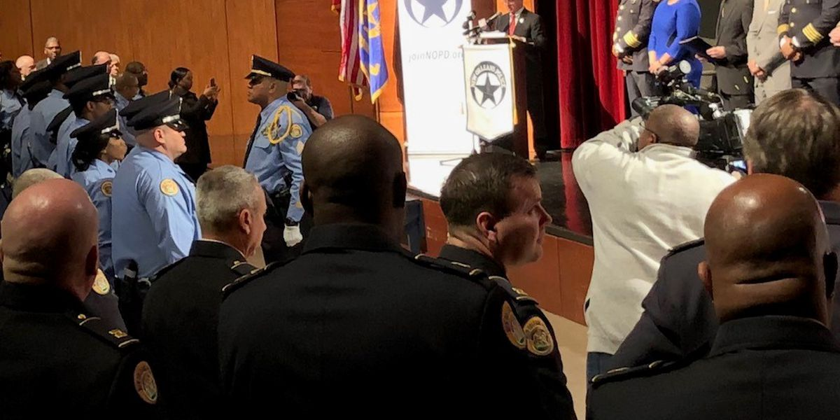 NOPD discusses end of consent decree in 2020