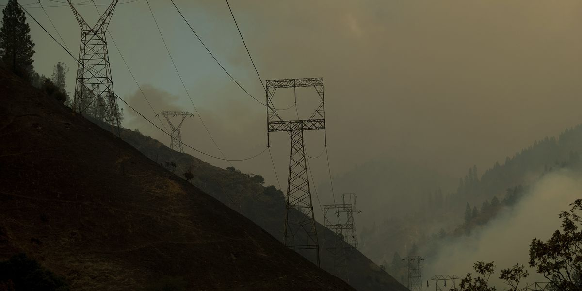 Fires put pressure on California utilities despite new law