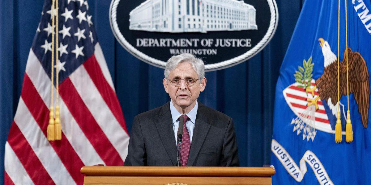 Garland announces sweeping police probe after Floyd case verdict