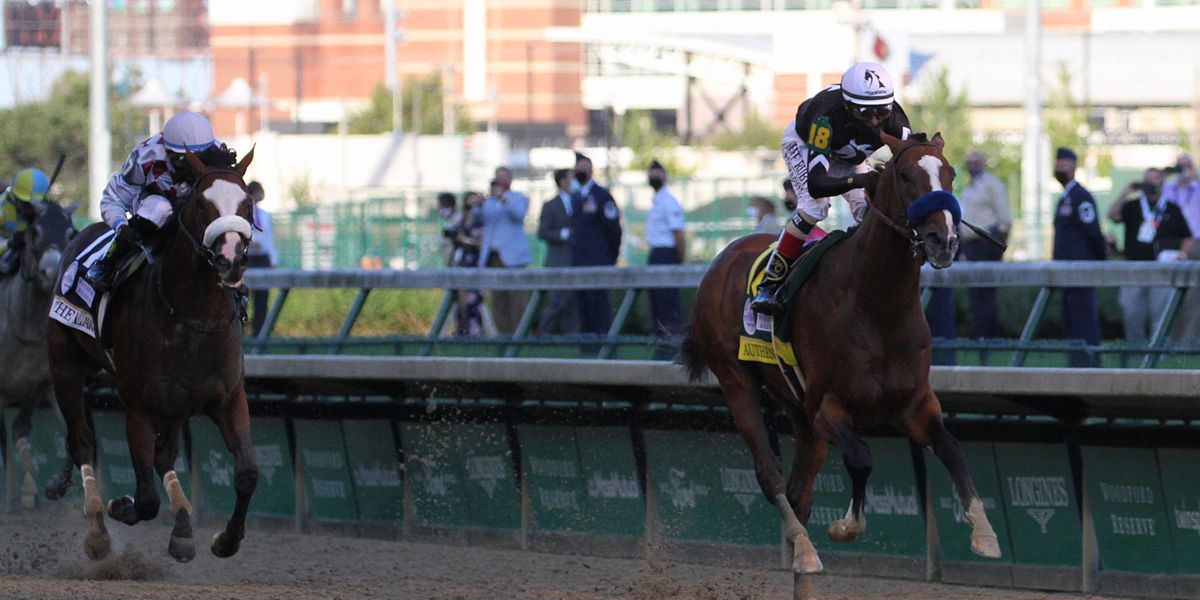 Authentic wins Kentucky Derby 146