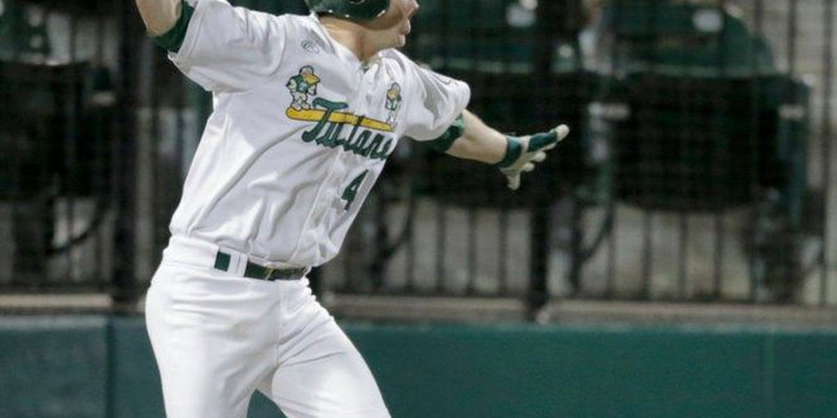 Jake Rogers ninth inning home run gives Tulane 6-5 victory over Ole Miss