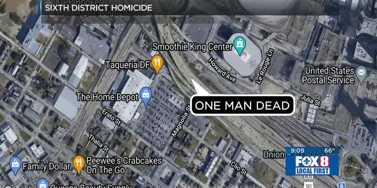 Sixth District homicide
