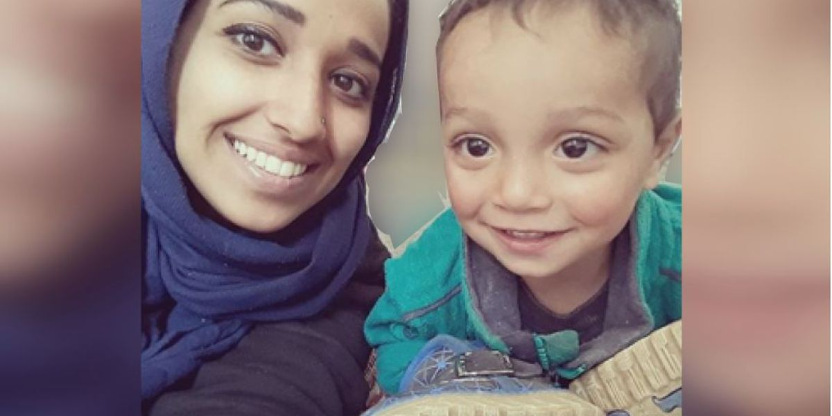 Lawsuit asks feds to let ISIS bride return to US with her son