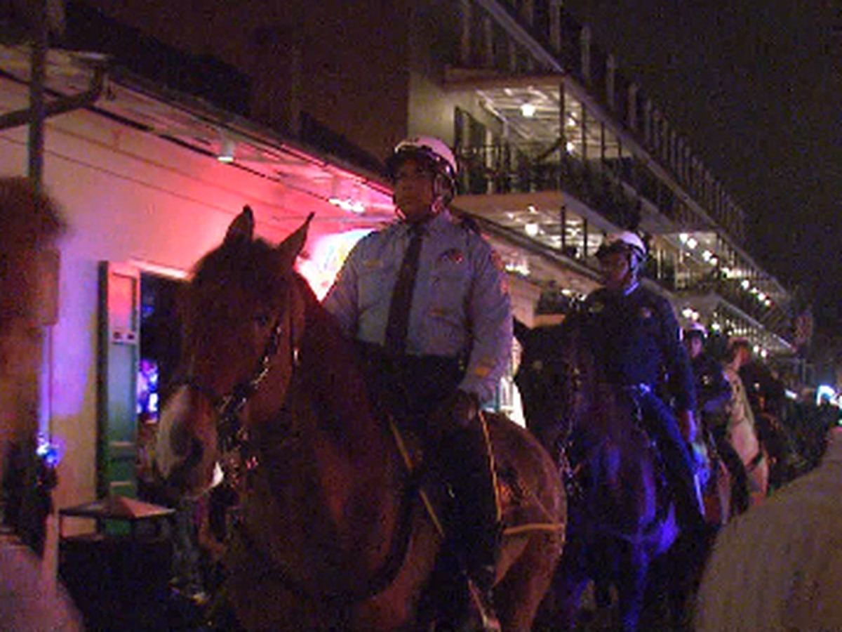 Public safety leaders say they're fully staffed, prepared for Carnival Season