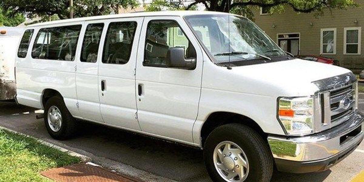 New Orleans band Naughty Professor's van stolen