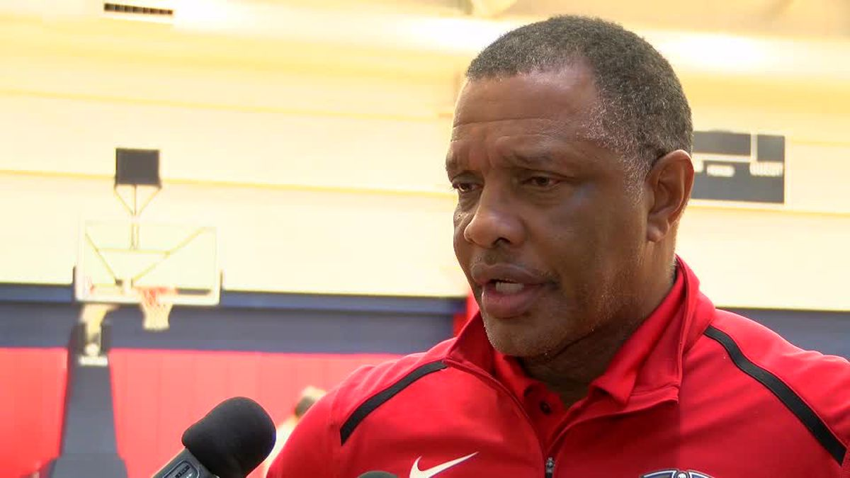 Gentry said the Pelicans still have a lot of work to do even after undefeated start