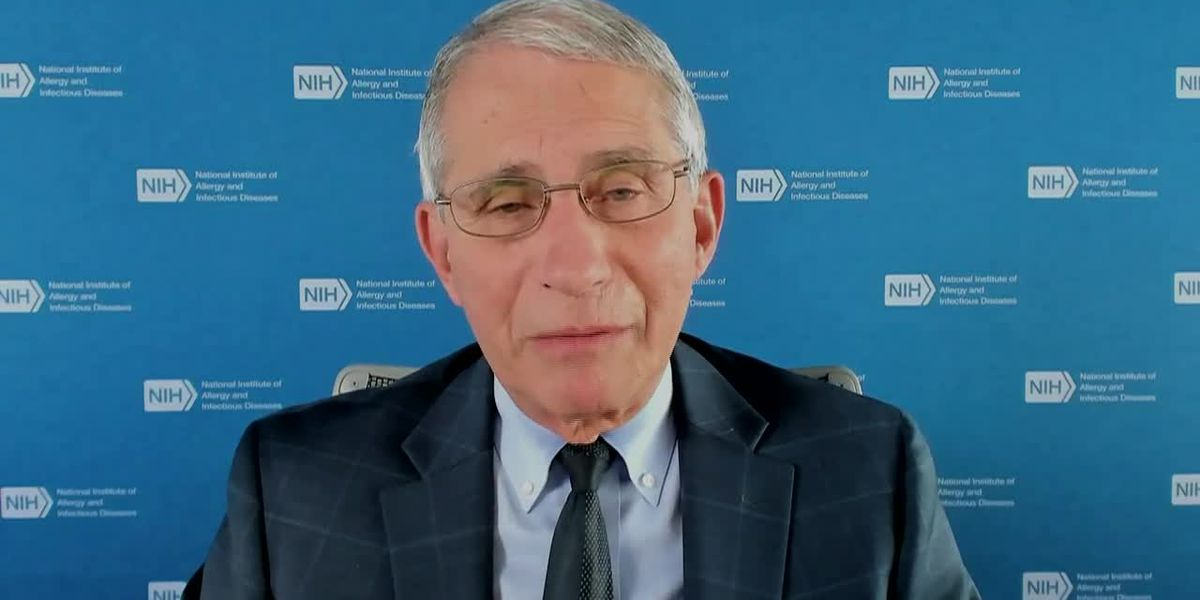 Fauci: The idea of 200K deaths is 'sobering'