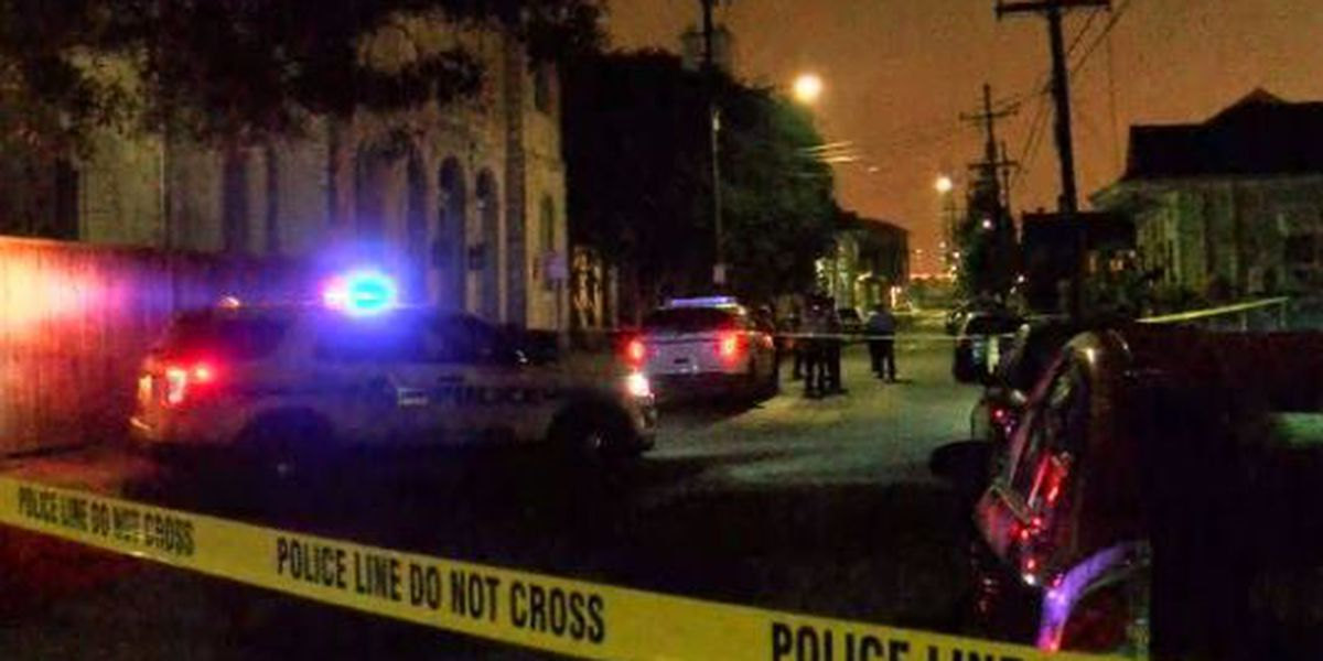Body found on Marigny Opera House steps