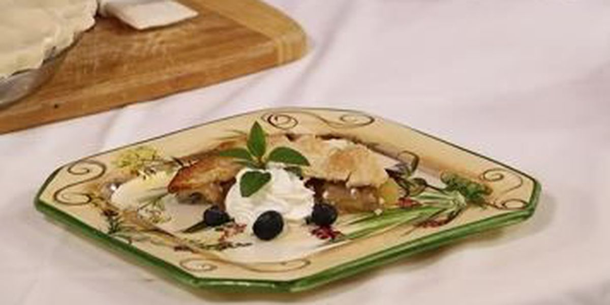 Chef John Folse: Classic apple pie