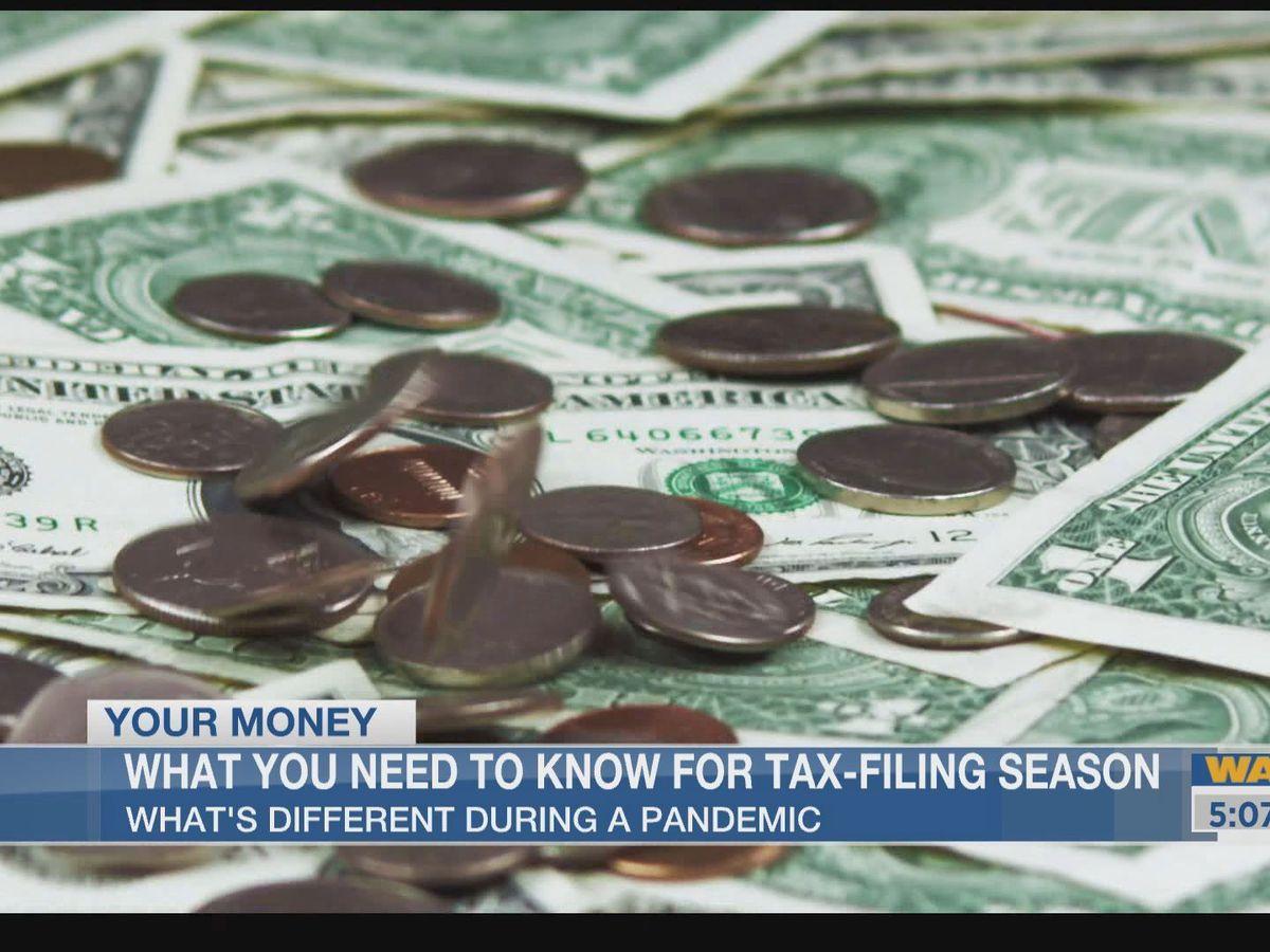 Pandemic, stimulus checks could impact 2021 tax filing season