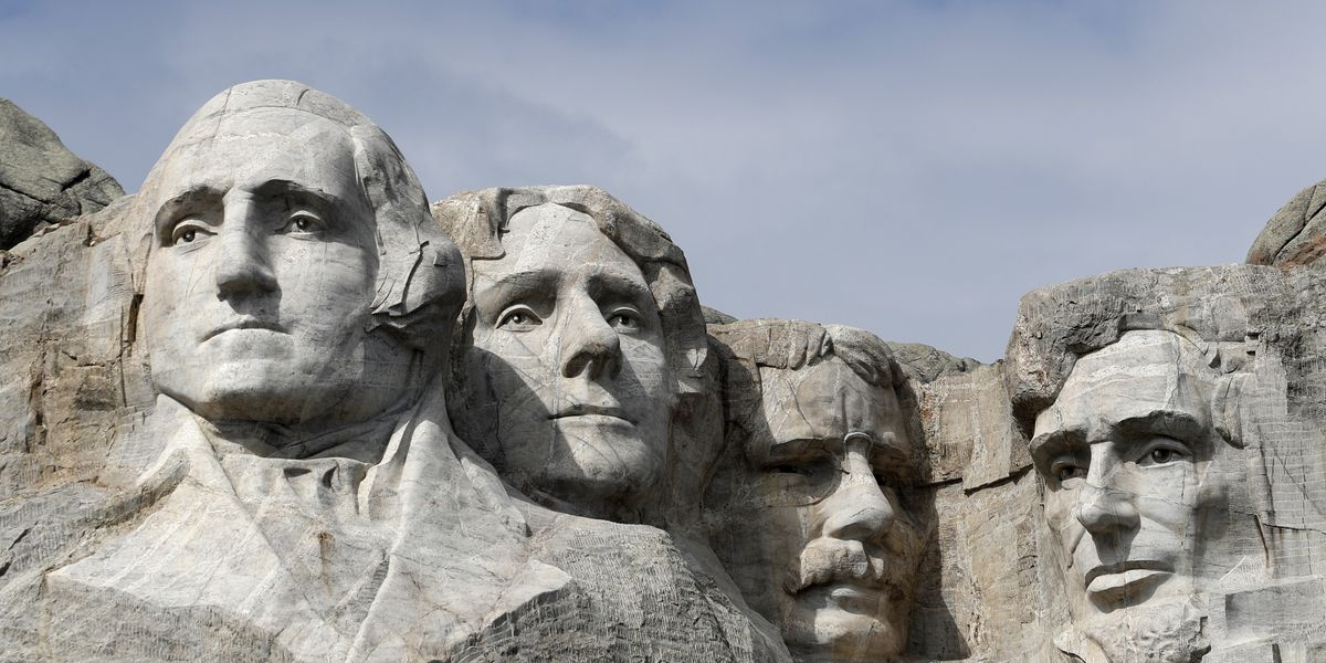 Trump's Rushmore trip draws real and figurative fireworks