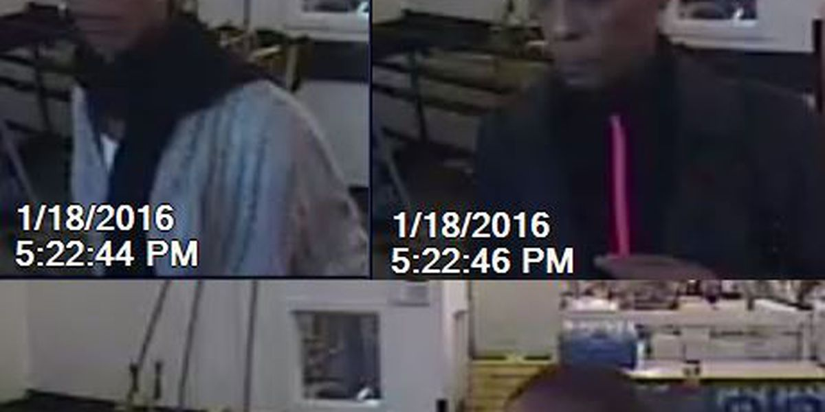 Police seek shoplifters caught on store surveillance