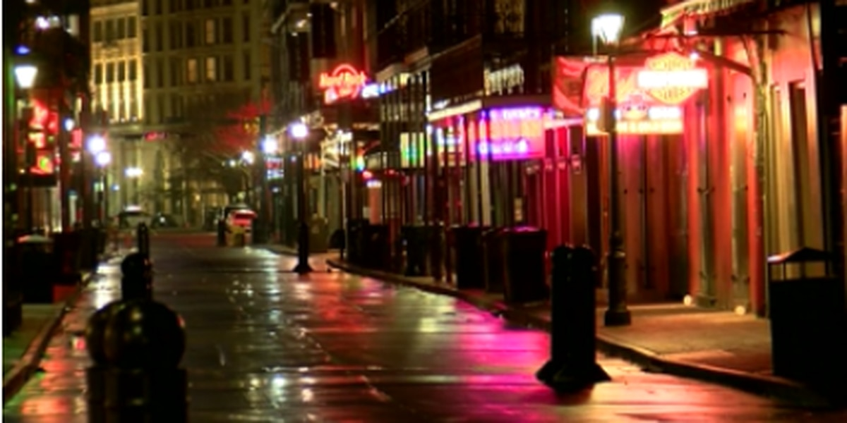 Rodent activity increasing in empty French Quarter